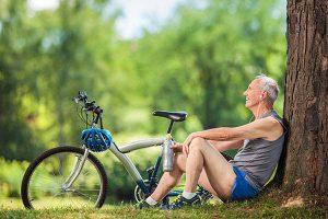 אפוסתרפיה לרוכבי אופניים