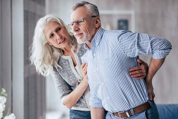 טיפול רפואי בכאבי גב