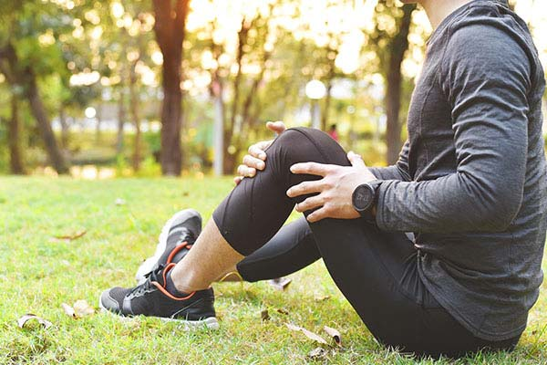 כאבי ברכיים בהליכה ובפעילות גופנית