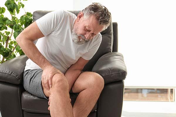 סובלים בעקבות קרע של הרצועה הצולבת בברך