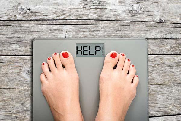 עודף משקל וכאבי ברכיים
