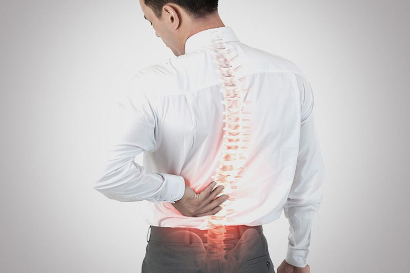 כאבי גב תחתון אפוסתרפיה