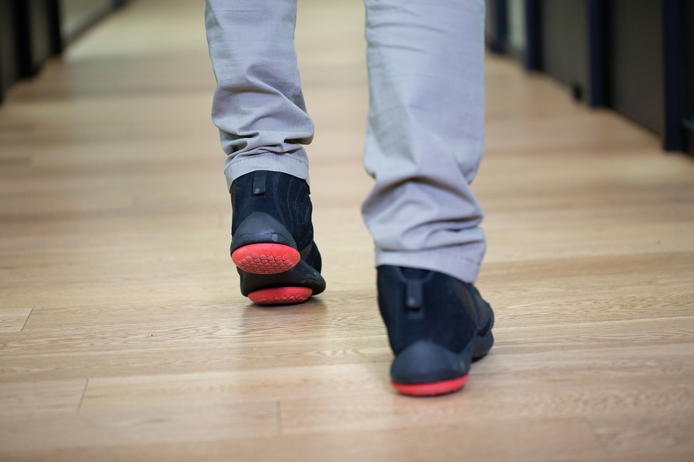 שיקום בנעלי אפוס